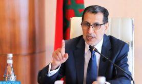 Le programme électoral du PJD consacre les réformes auxquelles le parti a adhéré (M. El Otmani)
