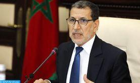 M. El Otmani appelle les jeunes à une forte adhésion à l'action politique