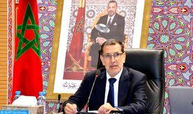 Le Chef du gouvernement préside à Rabat une réunion du Conseil d'administration de l'ANRT