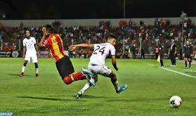 Coupe arabe Mohammed VI des clubs (8è de finale aller): L'Olympic de Safi et l'Espérance de Tunis se neutralisent (1-1)