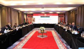 Bouznika : Début de la réunion consultative entre la Chambre des représentants libyenne et le Haut Conseil d'État libyen