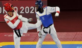 JO-2020 (Taekwondo/moins de 80 kg): Le Marocain Achraf Mahboubi éliminé en quarts