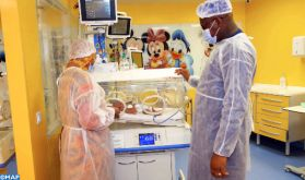 Casablanca: les nonuplés nés en mai d'une maman malienne se portent bien (père)