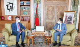 """Le Maroc, """"pourvoyeur"""" de sécurité et de stabilité en Afrique (Joey Hood)"""