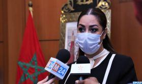 Skhirat-Témara: Mme Bouchareb souligne la nécessité de co-construire un plan de développement intégré susceptible de repositionner la préfecture