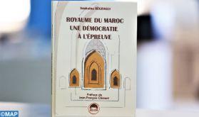 """Parution du livre """"Royaume du Maroc: Une démocratie à l'épreuve"""" de Soukaïna Régragui"""