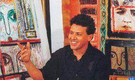 Exposition posthume en Martinique de l'artiste-peintre marocain Hamid Moulferdi