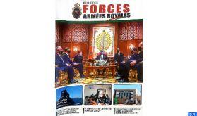 Parution d'un nouveau numéro de la revue des Forces Armées Royales