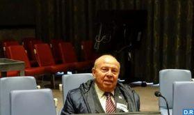 """Scrutin du 8 septembre, reflet d'une démocratie """"stable et exemplaire"""" (vice-président de la Fédération des journalistes du Pérou)"""
