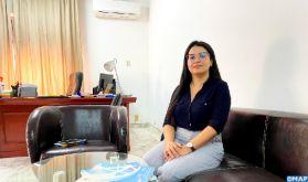 Ikrame Rhaleb : une passionnée de la biologie épanouie dans l'associatif