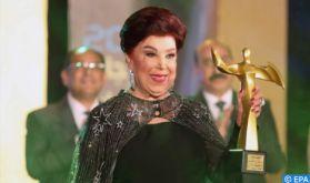 Décès de l'actrice égyptienne Raja Al Jadawi, victime de la Covid-19