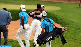 Des golfeurs en conclave à Taghazout pour soutenir les enfants trisomiques