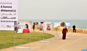 """Ouverture de l'exposition """"A bonne distance(s)"""" au Musée National de la Photographie"""