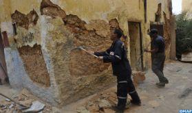 Béni Mellal : 31 MDH pour le relogement des résidents des bâtiments menaçant ruine