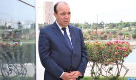 Six questions à M. Saïd Zarrou, Président Directeur Général de Marchica Med
