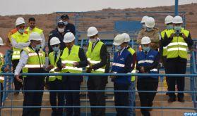 L'ONEE achève le renforcement de l'alimentation en eau potable de la ville de Taroudant à partir du barrage Aoulouz