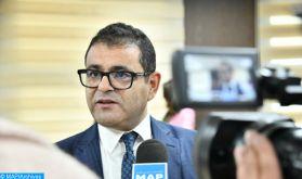 La solidarité agissante du Maroc, sous le leadership de SM le Roi, envers les pays africains n'est plus à démontrer (Fouad Yazourh)