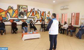 """Marrakech : 700 enfants bénéficient du projet """"Jamais sans mon alarme"""""""