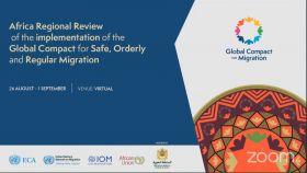 Afrique: Plaidoyer pour une action coordonnée en faveur de l'intégration des migrants (Webinaire)