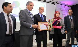 Le ministère de l'Energie, des Mines et de l'Environnement rend hommage à son personnel féminin