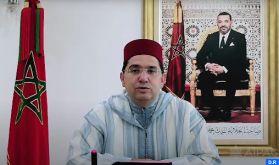 La reprise des relations entre le Maroc et Israël, un élément pour renforcer la dynamique de paix au Proche-Orient (M. Bourita)