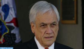 Le président chilien promulgue la réforme de l'épargne-retraite