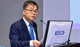 """Le renforcement et la promotion des compétences des Marocains, axes """"fondamentaux"""" des programmes de formation de la KOICA (ambassadeur)"""