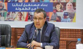 Sidi Kacem: Campagne de sensibilisation pour la promotion de la petite enfance
