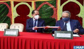 Casablanca: Signature de 2 conventions pour la consécration des valeurs de tolérance et de cohabitation