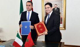 Maroc/Italie: Le partenariat stratégique multidimensionnel, une reconnaissance du rôle prépondérant du Royaume dans la paix régionale