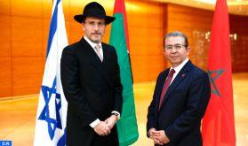 Sydney : Hommage appuyé à SM le Roi pour Son engagement en faveur de la sauvegarde du patrimoine juif marocain