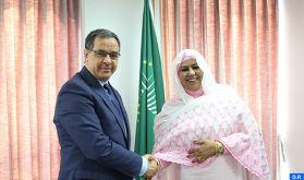 Les préparatifs pour le lancement de l'Observatoire africain des migrations de Rabat au centre d'une réunion à l'UA