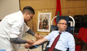 Marrakech : Lancement de la 6è campagne de don de sang de l'UCA