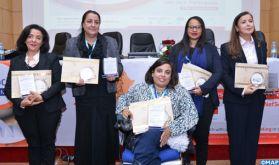 L'Université Mohammed V de Rabat et l'AIMS rendent hommage à cinq femmes pour leurs contributions scientifiques
