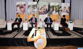 Célébration à Rabat des 45 ans d'existence de l'UNFPA au Maroc
