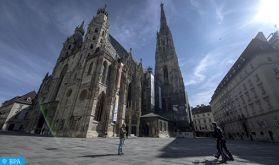 Pour faire face au coronavirus, Vienne laisse de côté son éclat jusqu'à nouvel ordre