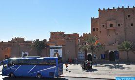 Election d'Abdellah Hinti du RNI président du Conseil communal de Ouarzazate