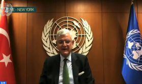 """La politique marocaine de protection de l'arganier, """"un modèle des meilleures pratiques"""" (Président de l'AG de l'ONU)"""