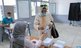 Le RNI et l'UC se partagent la majorité des sièges aux élections du Conseil provincial d'Al Haouz