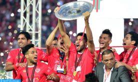 """Botola Pro D1 """"Inwi"""": Le Wydad reçoit le trophée du champion"""