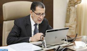Le Conseil de gouvernement examine le projet de décret édictant des mesures exceptionnelles en faveur des employeurs et de leurs employés déclarés