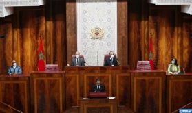 Séance commune du parlement: Principaux point de l'intervention du chef du gouvernement