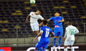 Ligue des champions (Demi-finales/aller) : Le Raja Casablanca s'incline à domicile (0-1) face aux Egyptiens du Zamalek
