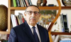 M. Amrani met en exergue les choix visionnaires de Sa Majesté le Roi