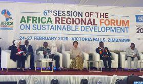 Zimbabwe : Ouverture du forum régional africain sur le développement durable avec la participation du Maroc
