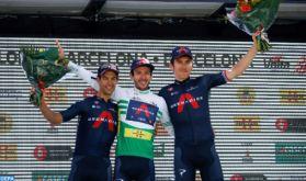 Tour de Catalogne: Le Britannique Adam Yates sacré champion