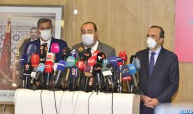 Formation du nouveau gouvernement: M. Akhannouch tient une réunion avec le premier secrétaire de l'USFP