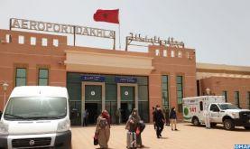 Dakhla: Arrivée du premier vol direct en provenance de Paris avec à bord des MRE et touristes