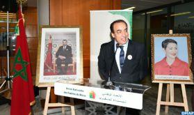 Ouverture à Rabat du Forum international des artistes plasticiens