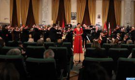 Académie du Royaume du Maroc: concert mémorable de l'orchestre de l'opéra national du pays de Galles